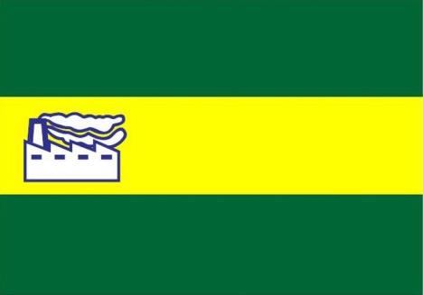 Bandeira do Bairro Bangu